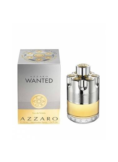 Azzaro Wanted Edt 100Ml Erkek Parfüm Renksiz